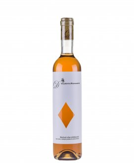 Medové víno jeřabinové